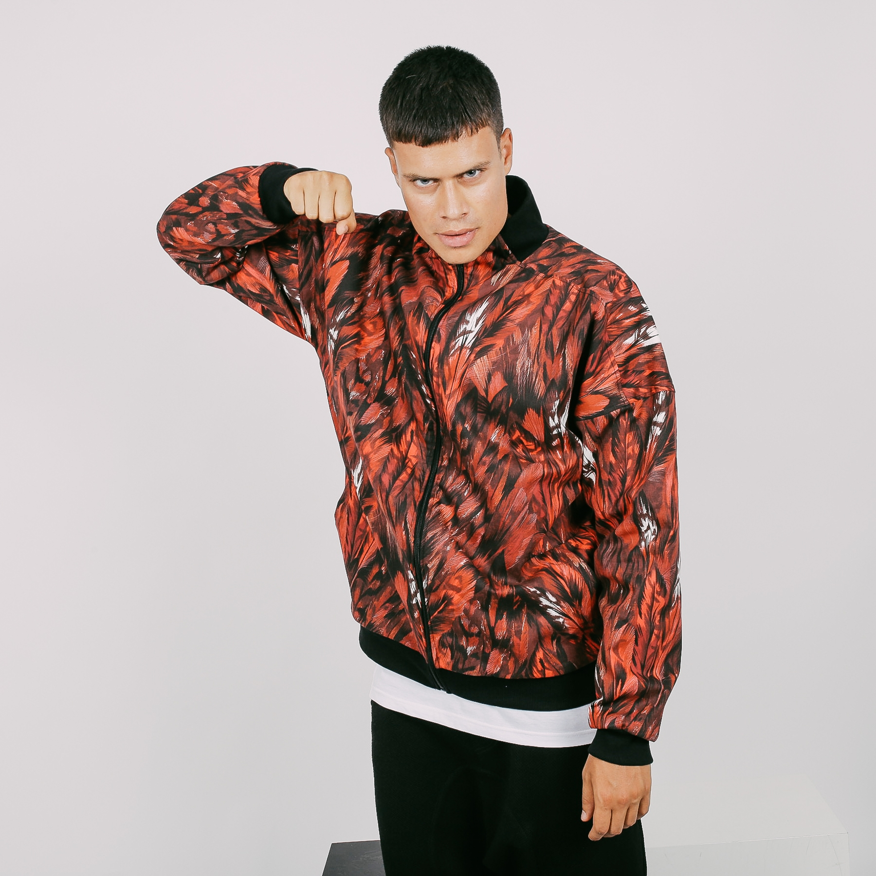 Kyoto Jacket Featherstyle Complete Red